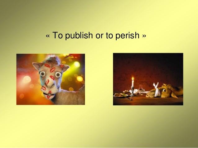 Ecrire un article scientifique Slide 3