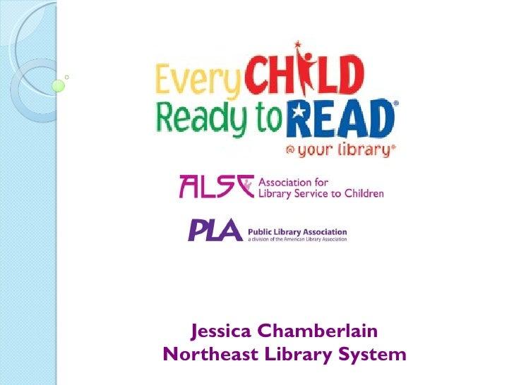 Jessica Chamberlain Northeast Library System