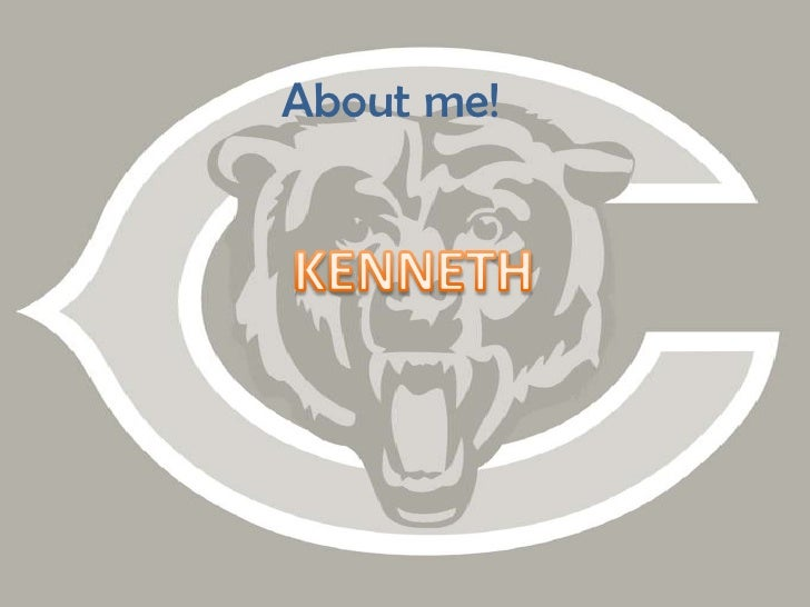 About me!<br />KENNETH<br />