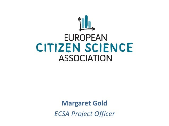 MargaretGold ECSAProjectOfficer