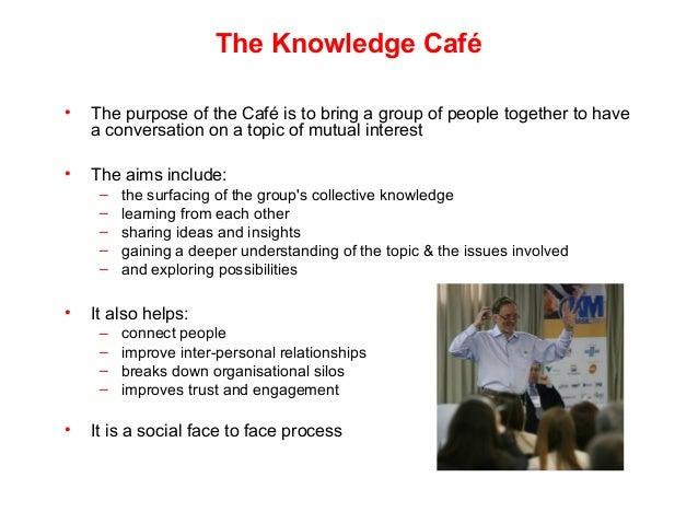 Smarter Socially Mediated Conversations ECSM 2014 Slide 3