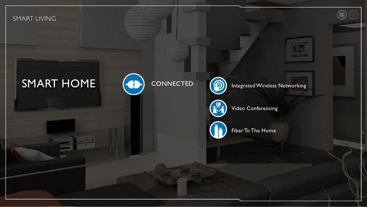 Ec smart living for Smart living homes