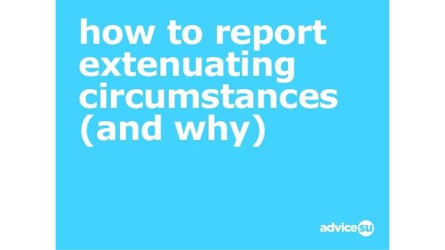 Extenuating Circumstances Procedure
