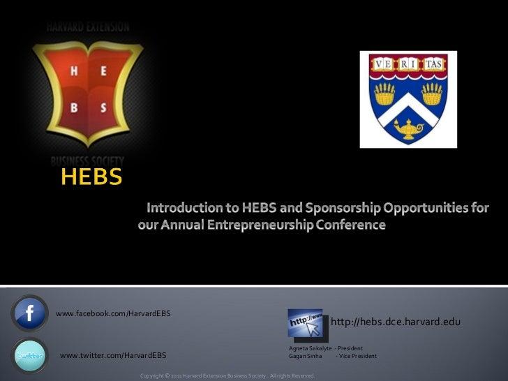 www.facebook.com/HarvardEBS                                                                                               ...