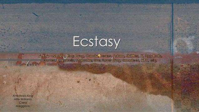 Ecstasy Anastasia King Allie Williams Ciera Meggann