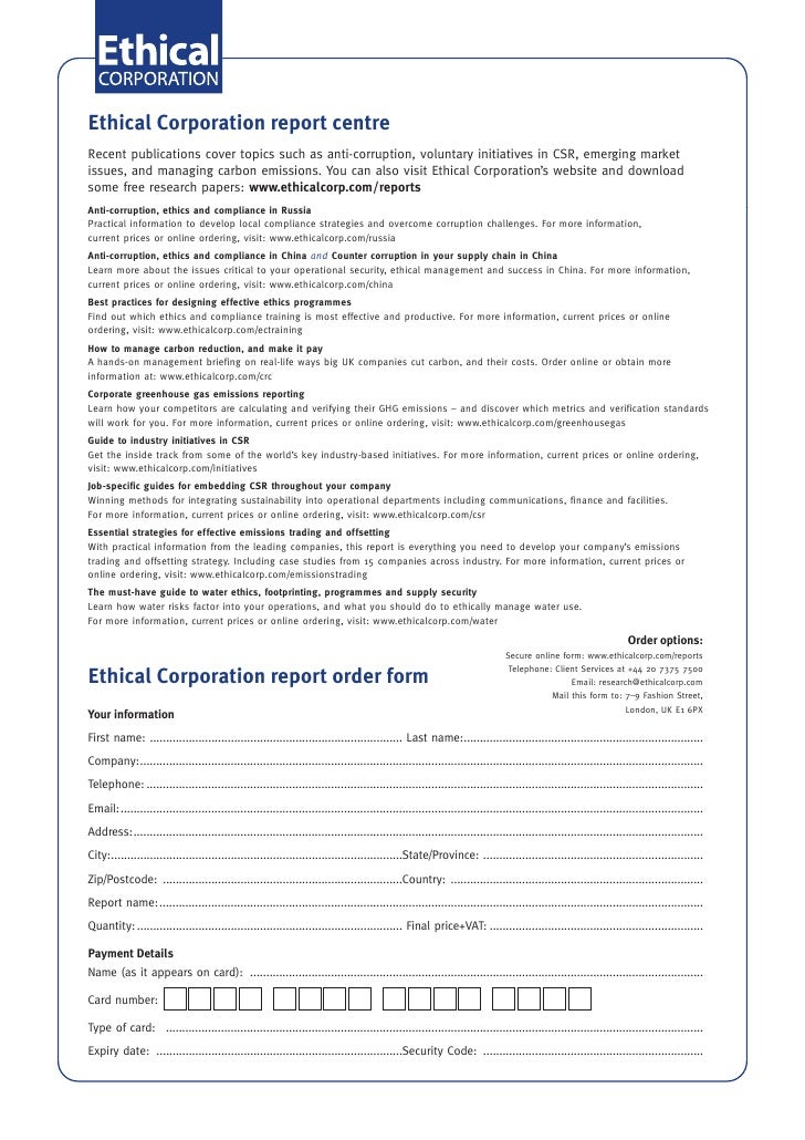 ethics report About the ethics office annual reports the following are the secretary-general's annual reports to the general assembly on the work of the ethics office.