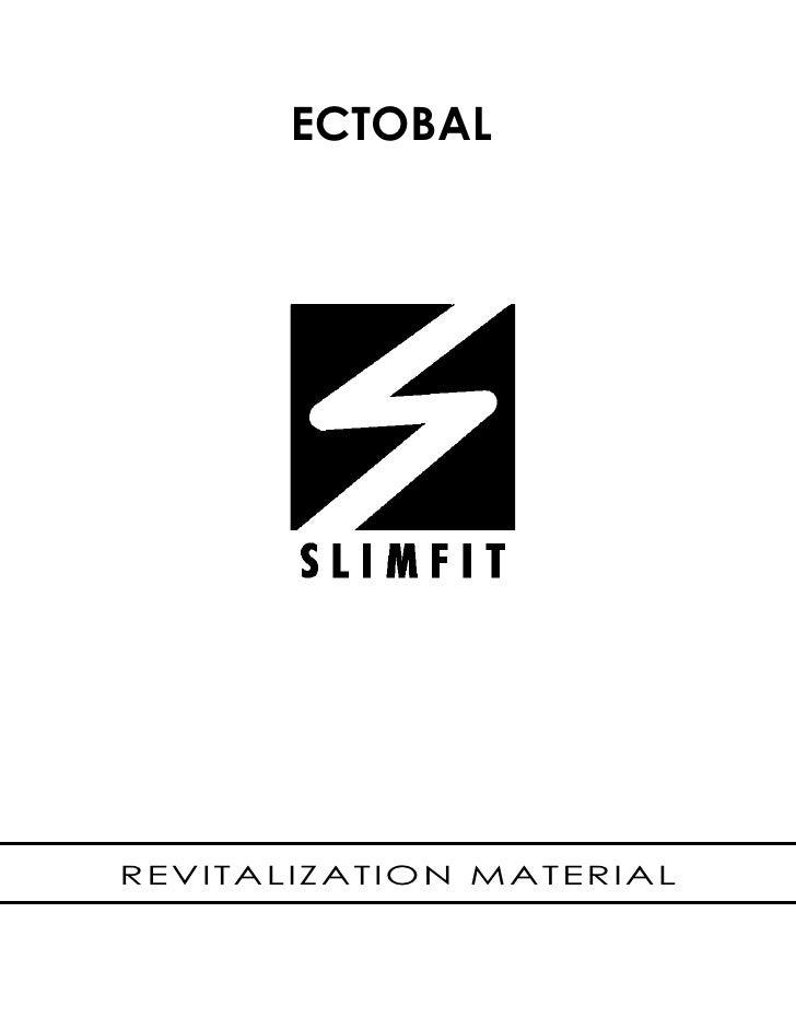 ECTOBAL     REVITALIZATION MATERIAL