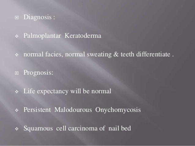  Prognosis :  Corneal Scarring & Blindness due to Recurrent Keratitis  Treatment :  Repair of Cleft palate & Lip  Mul...