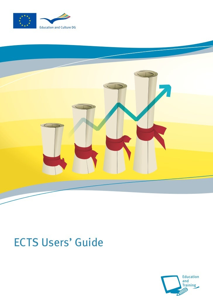 ECTS Users' Guide
