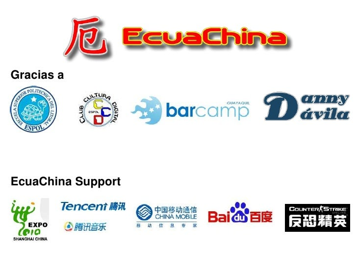 China y la Web Slide 2