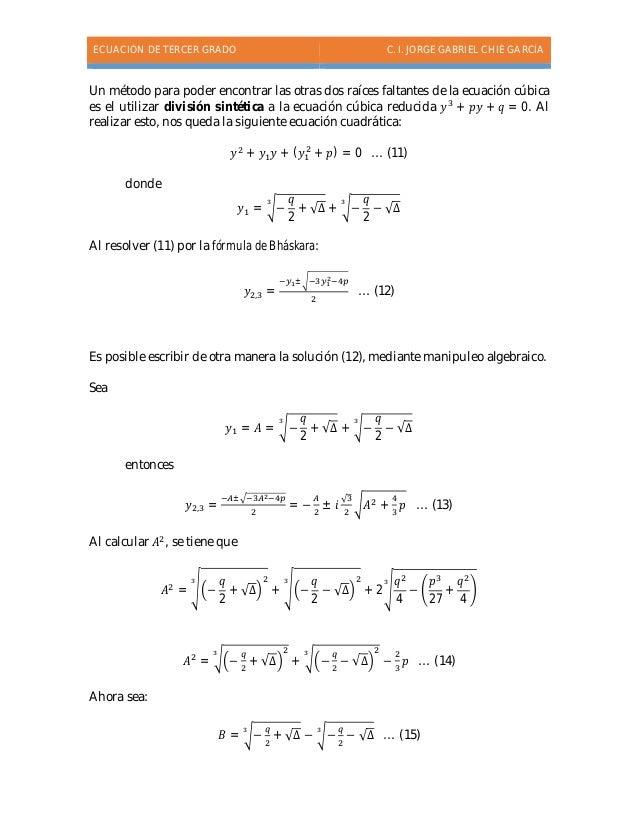 resolver ecuaciones de cuarto grado - 28 images - emejing resolver ...