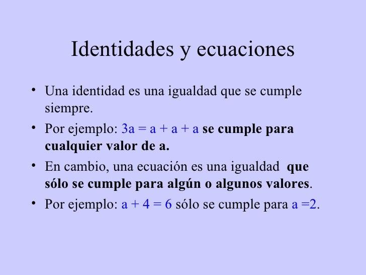 Ecuaciones 1° grado Slide 3