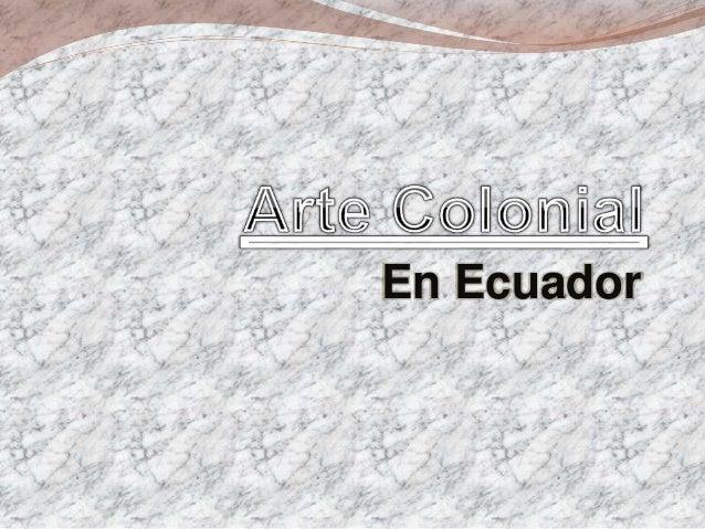 En Ecuador