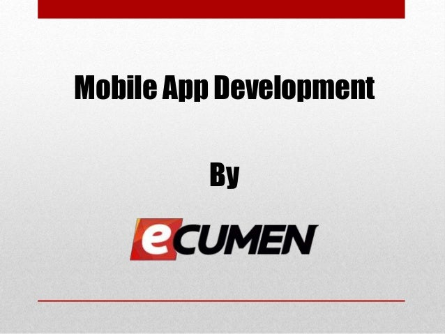 Mobile App Development By