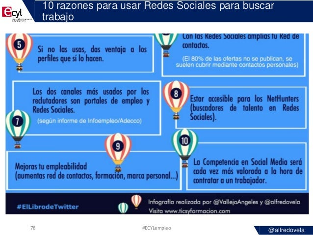 f8aa634ca8  alfredovela 10 razones para usar Redes Sociales para buscar trabajo   ECYLempleo77  78.