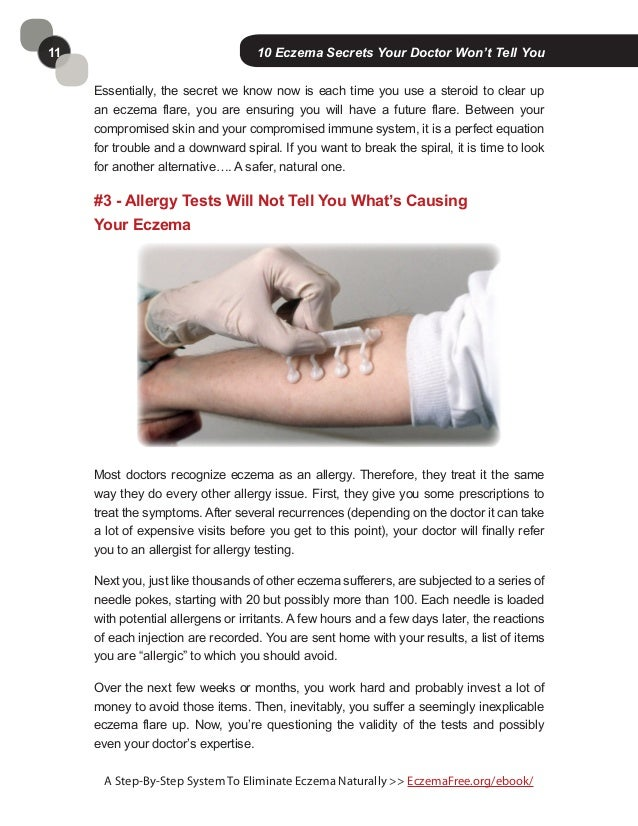 Eczema Free - Blake Helton