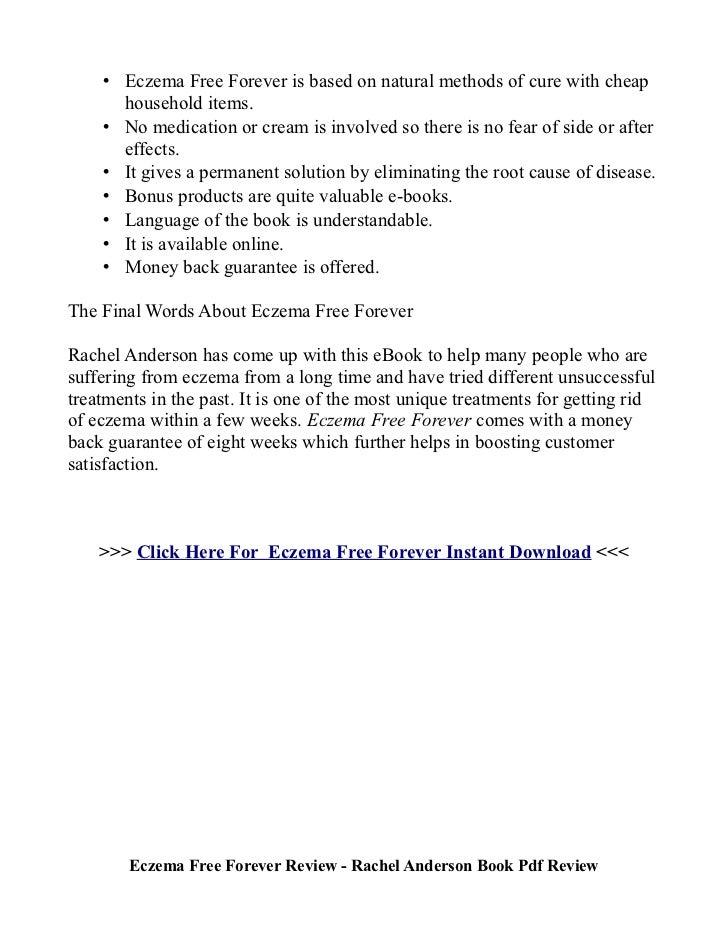 the eczema cure book pdf