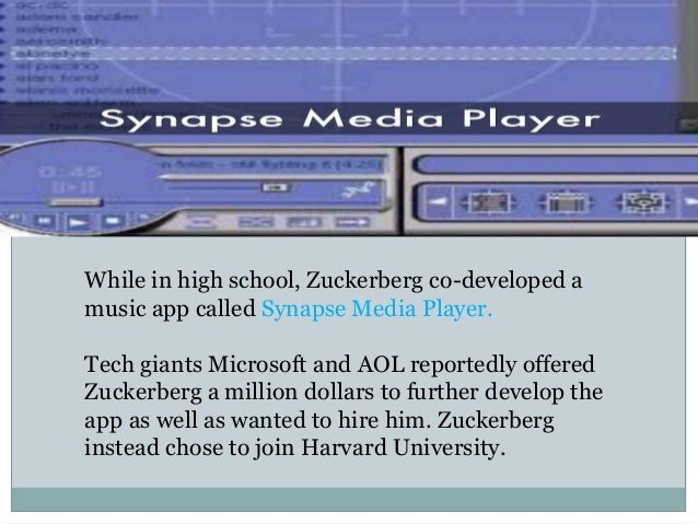 synapse mark zuckerberg