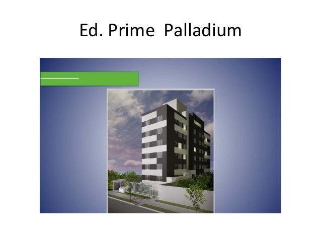 Ed. Prime Palladium