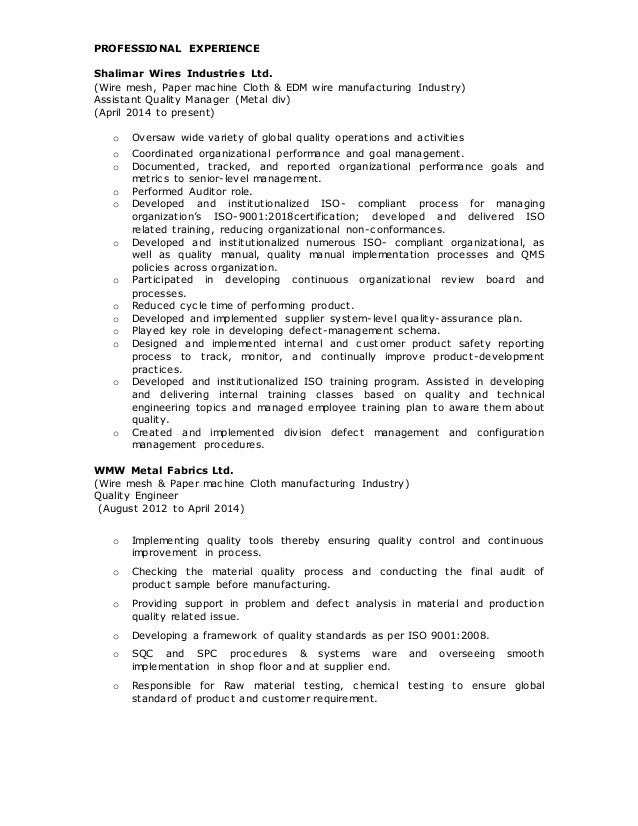 subhrajyoti resume