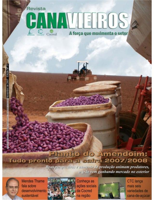 Revista Canavieiros - Novembro de 2007  1