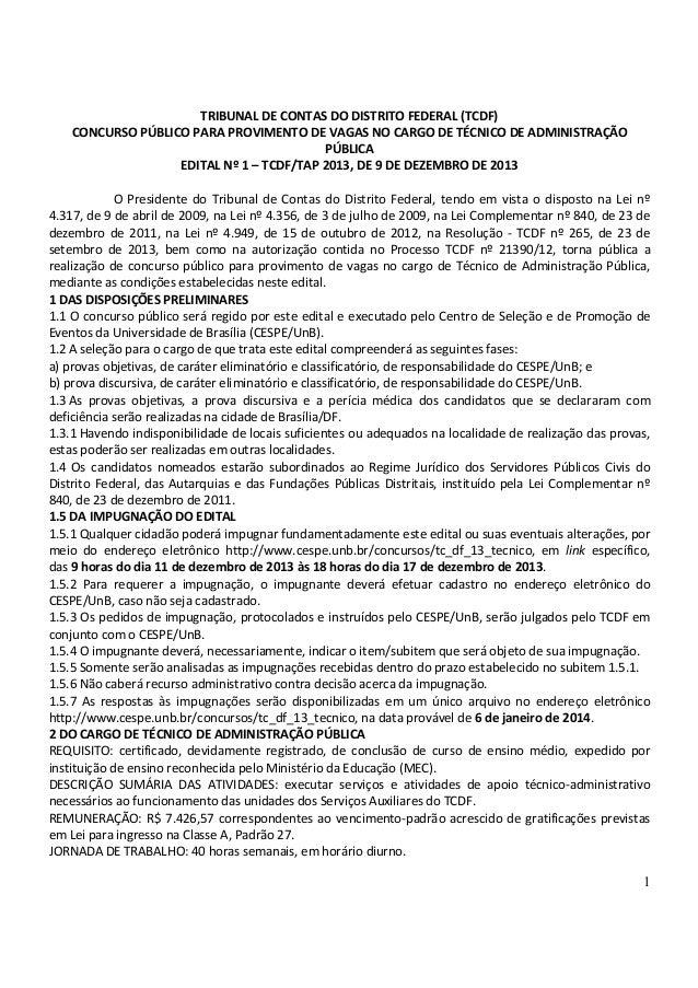 Ed 1 tcdf_2013_tecnico_abertura