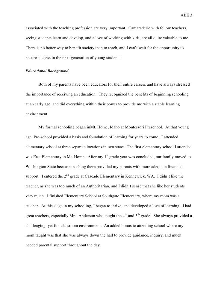 autobiography of a student essays about teachers essay for you autobiography of a student essays about teachers image 2