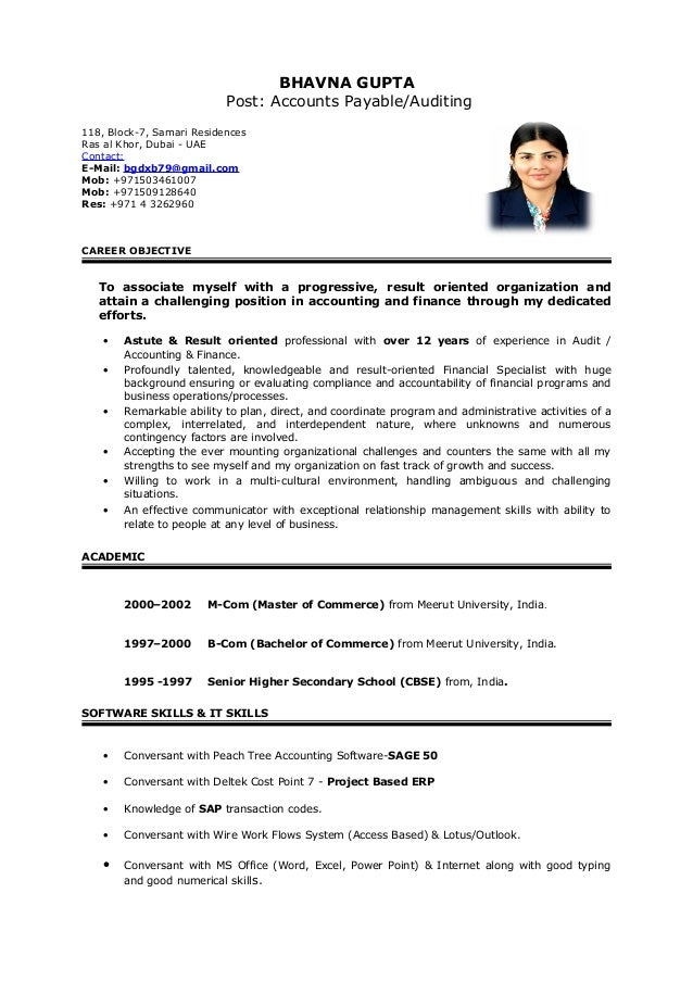 bhavna-gupta-resume-1-638 Teacher Resume Format In Word India on download bangladesh, templates microsoft, for freshers teacher, for accountant, templates for, account officer,