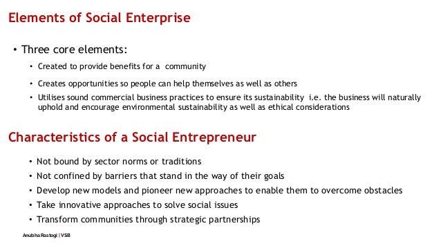 Social Entrepreneurship in India