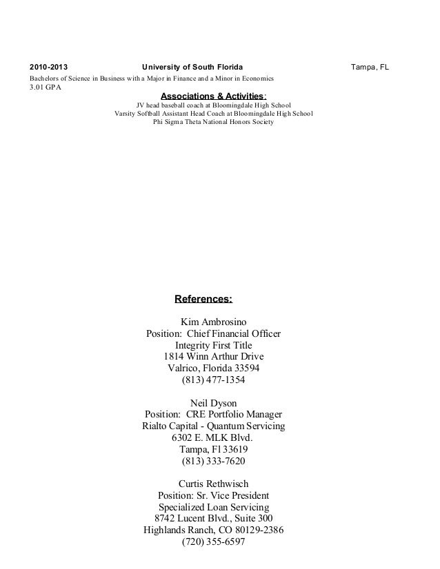 Cleland, James / Writing Homework - 3rd Period loan servicer resume ...