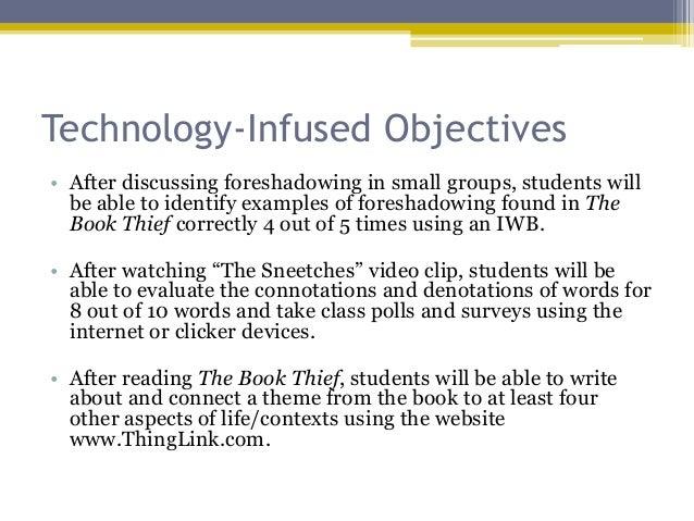 ed resource summary on the book thief 4