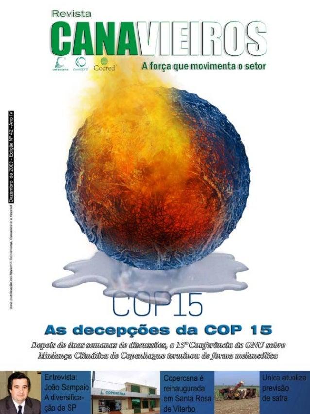Revista Canavieiros - Dezembro de 2009  1