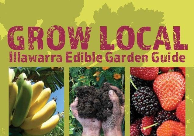 1 GROW LOCALIllawarraEdibleGardenGuide