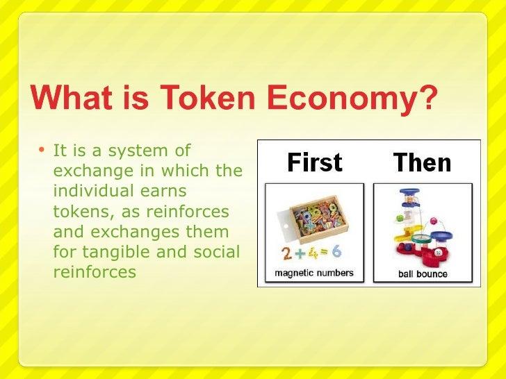 Ed457 tokeneconomy.