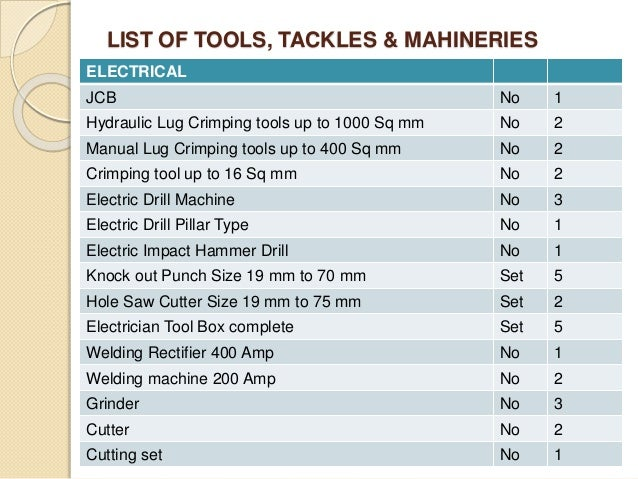 Electrician List Hand Tools Learn To Be An Youtube