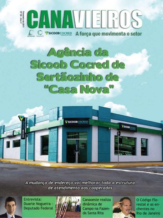 1  Revista Canavieiros - Fevereiro 2011