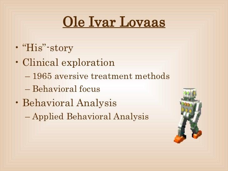 O  Ivar Lovaas Model of ABA: What is it?