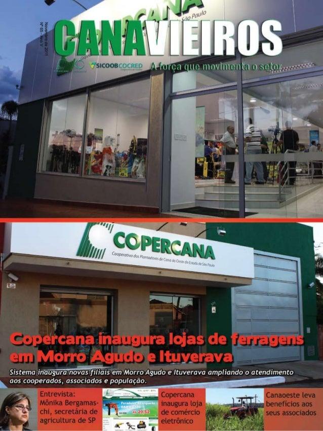 1  Revista Canavieiros - Novembro 2011