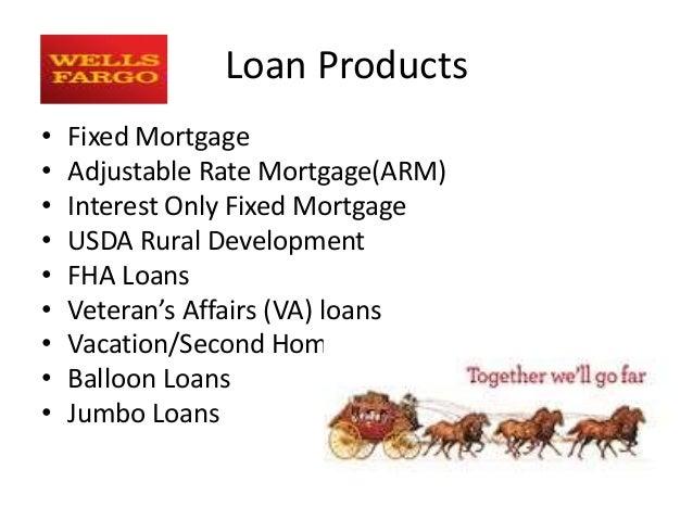 Wells Fargo Home Mortgage Presentation