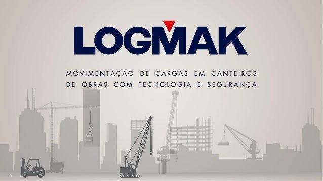 Resultado da união de conceituados engenheiros, a é a mais nova opção no mercado brasileiro de soluções logísticas para ca...