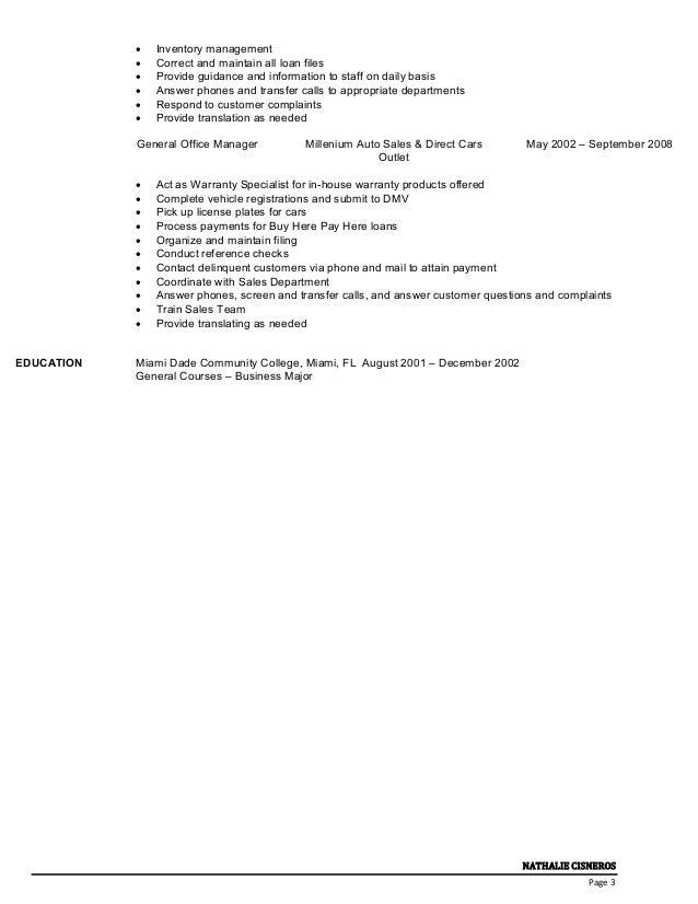 Doc Procurement Specialist Cover Letter Procurement - Procurement specialist cover letter