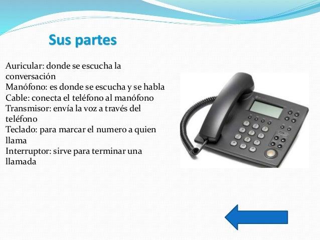 telefono 801