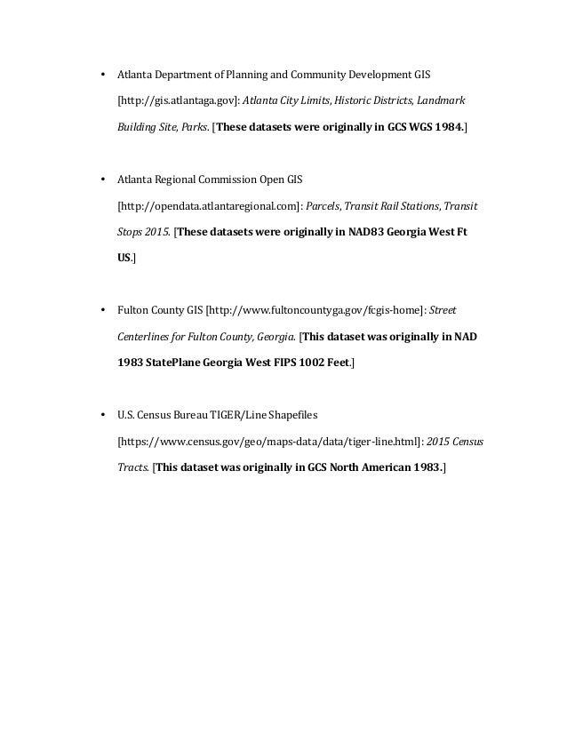 • AtlantaDepartmentofPlanningandCommunityDevelopmentGIS [http://gis.atlantaga.gov]:AtlantaCityLimits,Historic...
