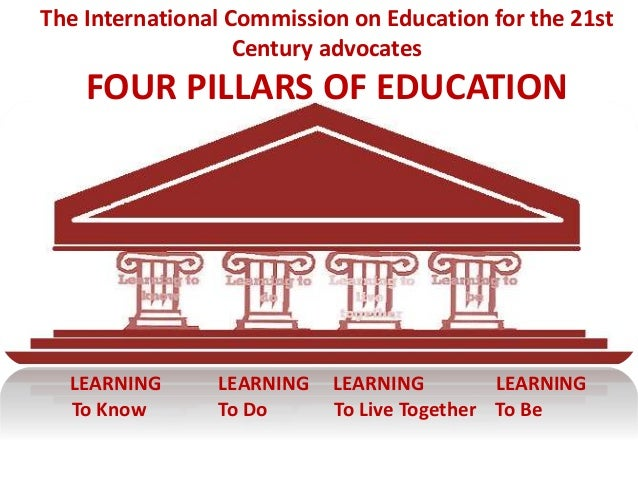pillars of education It is also a good moment to take a fresh look at catholic university leaders and their role in keeping their institutions aligned with their original mission.