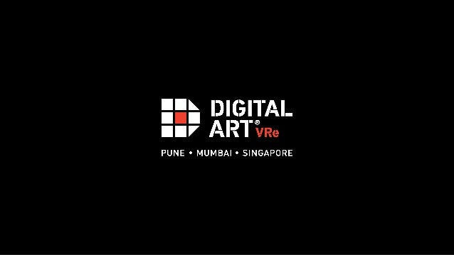 Digital Art VRe is a full service Virtual Reality (VR) agency that is part of Digital Art India – a corporate design studi...