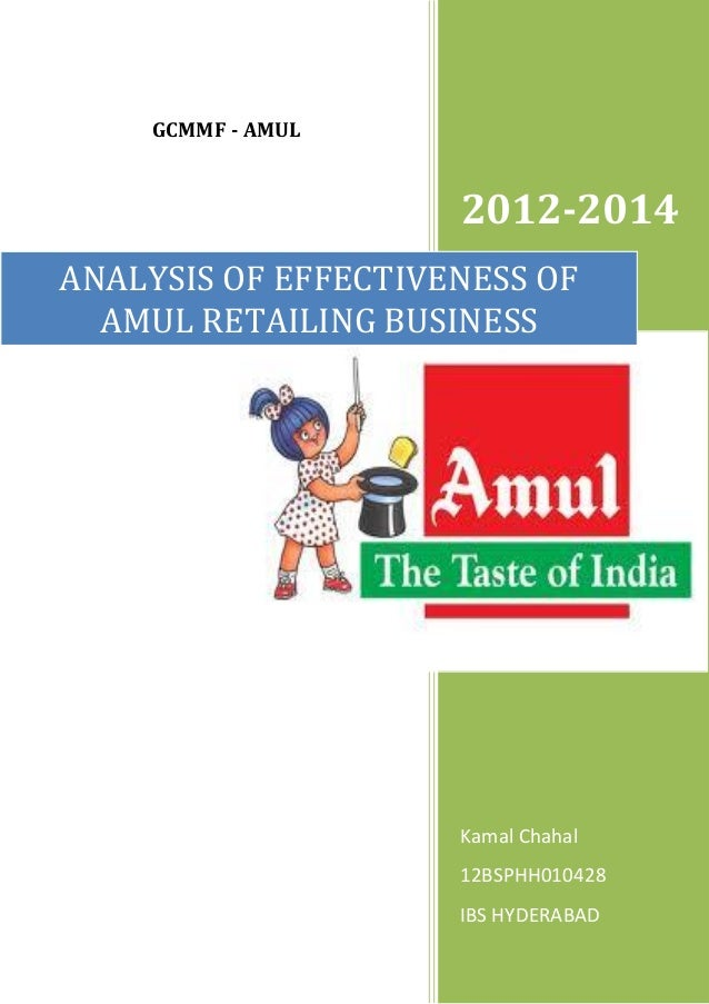 pest analysis of amul gcmmf Draft pest risk analysis for cucumber green mottle 2 method for pest risk analysis 41 cucumber green mottle mosaic virus.