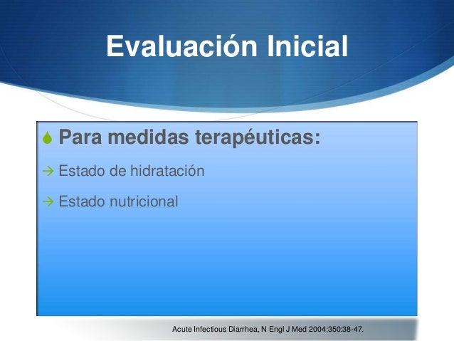Evaluación InicialS Para búsqueda de etiología:  Para medidas terapéuticas: Forma de Inicio: ¿Abrupta vs gradual? Estado...