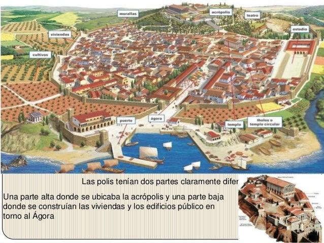 La edad antigua civilizaci n griega Como eran las casas griegas