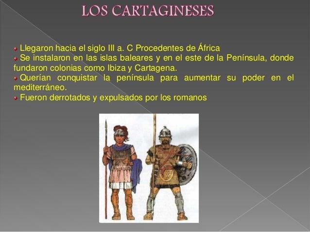Los romanos desembarcaron en el año 218 en Ampurias, vencido e poco tiempo los cartagineses dirigidos por Anibal, en las l...
