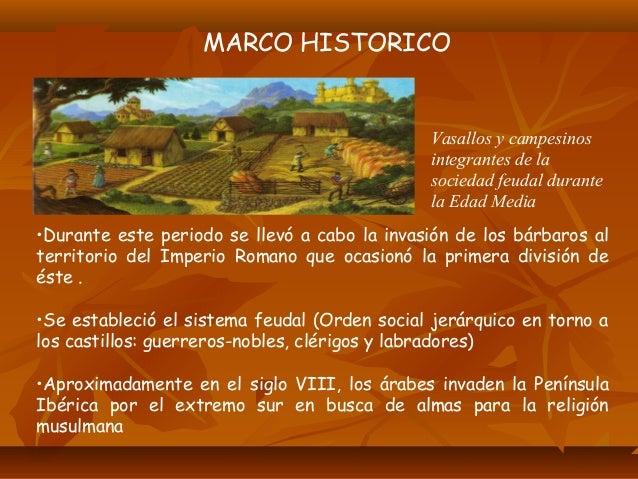 • Nacen las lenguas romances, inicialmente como dialectos del Latín. Es importante destacar el dialecto castellano que se ...
